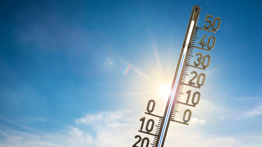 """""""Ανώμαλα θερμή"""" πενταετία προβλέπει ευρωπαϊκή μελέτη"""