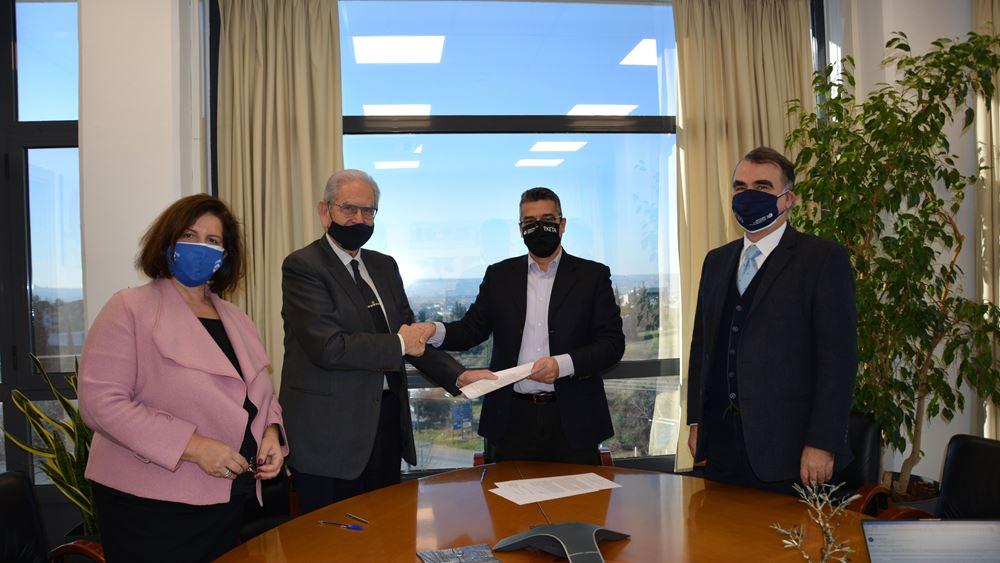 Yπογραφή Μνημονίου Συνεργασίας μεταξύ ΕΚΕΤΑ και Thess INTEC
