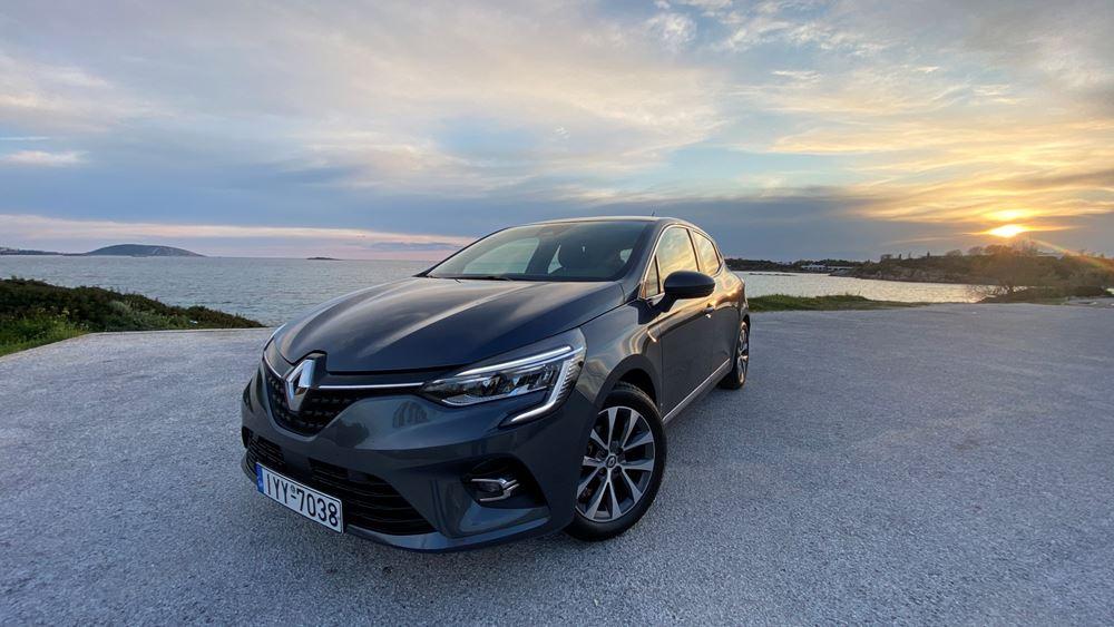 Δοκιμάζουμε : Renault Clio 1.0 TCe 100