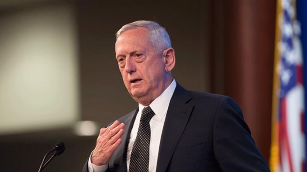 """Τζιμ Μάτις: Το ISIS θα επανακάμψει αν οι ΗΠΑ δεν συνεχίσουν την """"πίεση"""""""