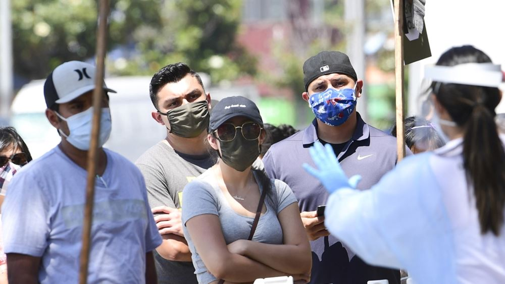 ΗΠΑ: Ρεκόρ με 159 θανάτους από κορονοϊό σε 24 ώρες στην Καλιφόρνια