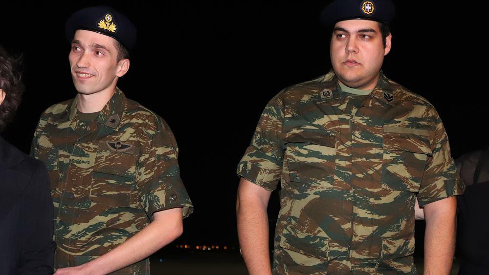 Στο στρατοδικείο για εξηγήσεις φέρεται να οδεύουν οι Μητρετώδης-Κούκλατζης