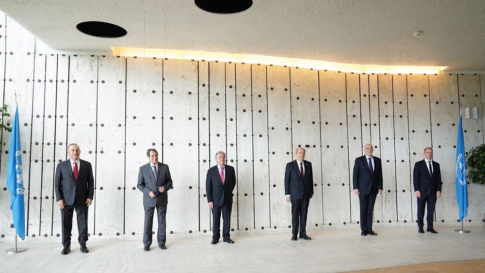 Πού οφείλεται πραγματικά η αποτυχία της πενταμερούς της Γενεύης για το Κυπριακό