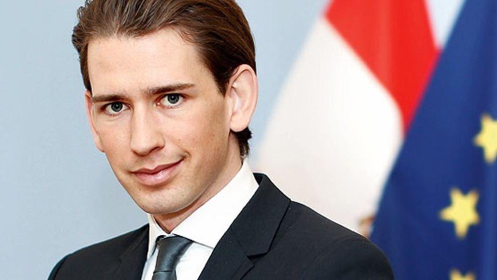 Κουρτς: Η σταθερότητα κι η ασφάλεια στα Δυτικά Βαλκάνια είναι σημαντικές για την Ευρώπη