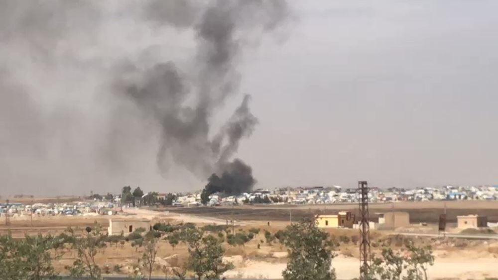 Αντάρτες επιτέθηκαν με ρουκέτες στο Χαλέπι σκοτώνοντας τουλάχιστον επτά αμάχους