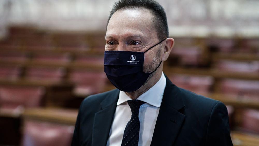 Γιάννης Στουρνάρας: Στο επίκεντρο η προστασία του ασφαλισμένου