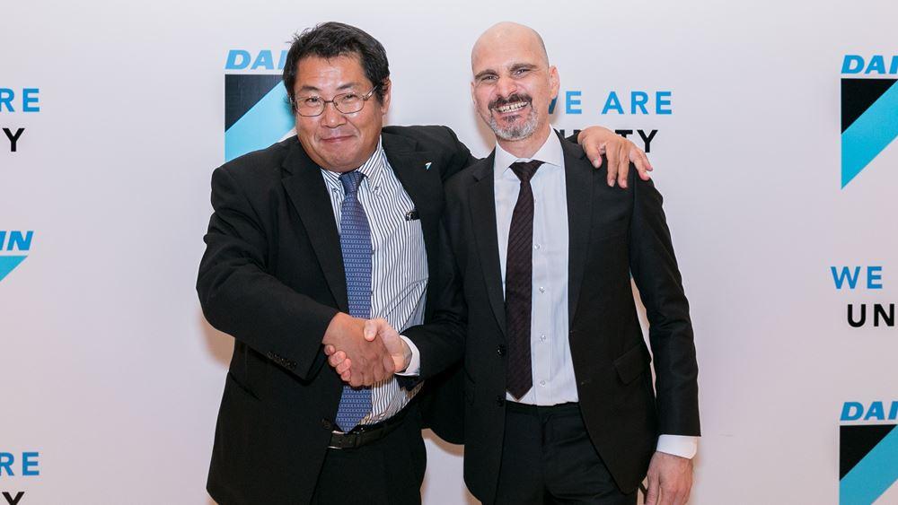 Daikin Hellas: Ο Σ. Μοναστηριώτης νέος διευθυντής πωλήσεων