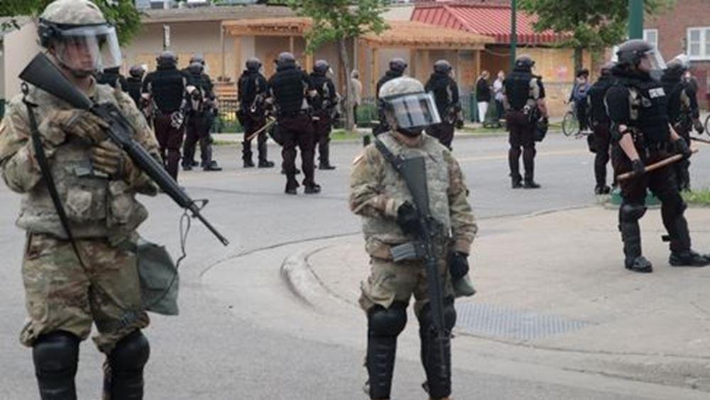 ΗΠΑ: Απαγόρευση της κυκλοφορίας στη Μινεάπολη επέβαλε ο δήμαρχος μετά τις ταραχές