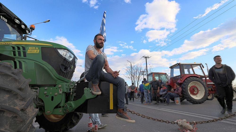 Κινητοποιήσεις αγροτών της Καρδίτσας