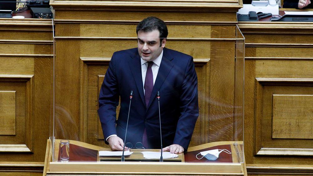 Κ. Πιερρακάκης: Τα έργα που σχεδιάζει στο υπουργείο θα υλοποιηθούν εντός της 4ετίας