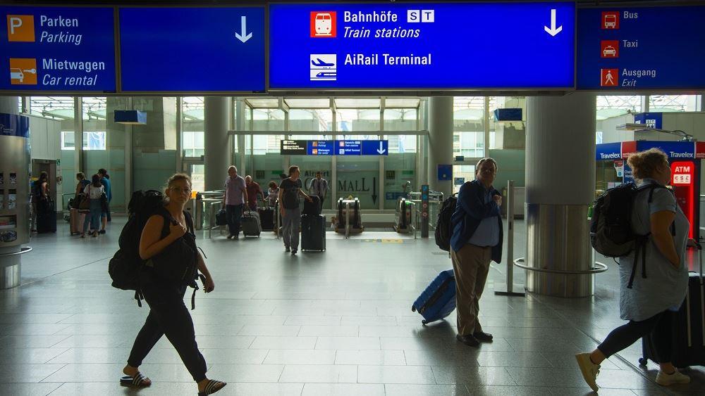 Γερμανία: Προαιρετικά τεστ κορονοϊού στα αεροδρόμια για ταξιδιώτες που επιστρέφουν στη χώρα
