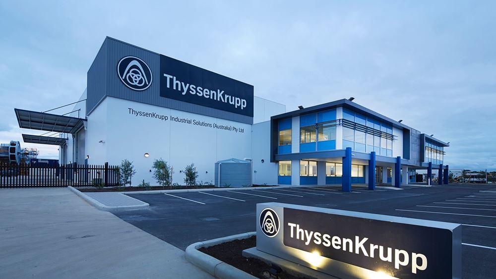 CEO Thyssenkrupp: Δεν μπορούμε να πούμε σίγουρα πόσο θα διαρκέσει η αναδιάρθρωση