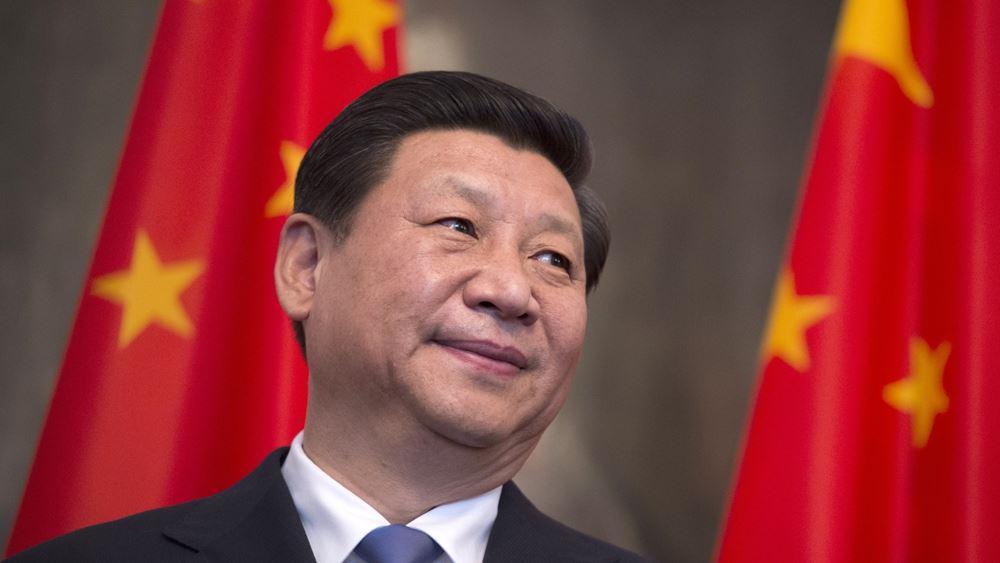 """Κίνα: Το """"δόγμα"""" του Xi Jinping κατοχυρώθηκε στο καταστατικό του κόμματος"""