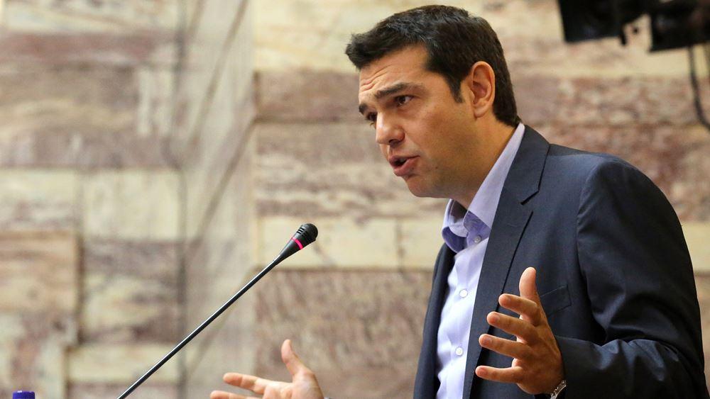 ΣΥΡΙΖΑ: Απ' την αμηχανία για Παππά- Καλογρίτσα στην αντεπίθεση μέσω Τσίπρα