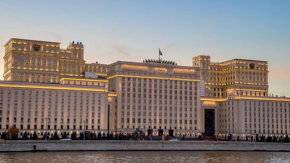 Επίθεση χάκερ εναντίον της ιστοσελίδας του υπουργείου Άμυνας της Ρωσίας