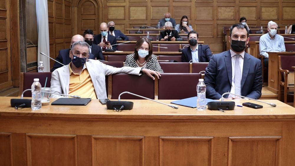Δυσφορία αντιπολίτευσης για την ελλιπή τεκμηρίωση των όρων των δανειακών συμβάσεων Ανάκαμψης