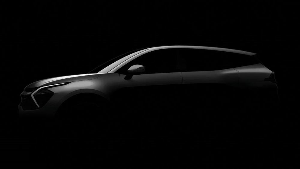 Έρχεται το νέο Kia Sportage