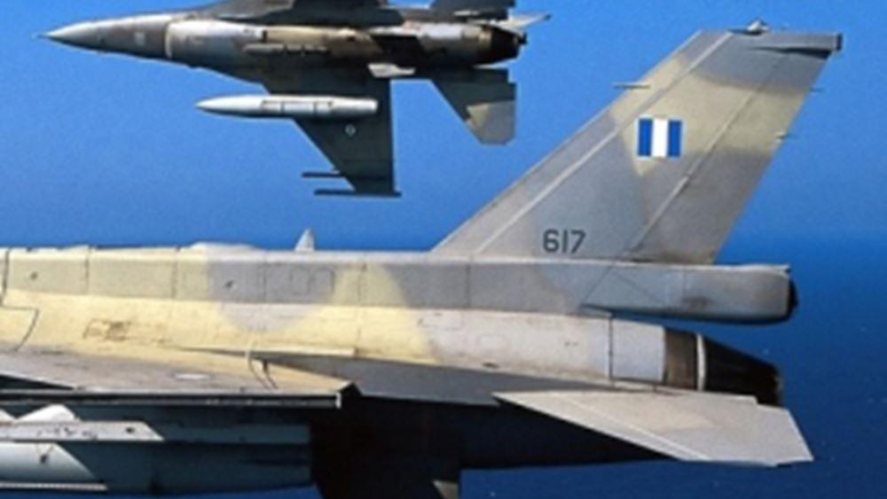 Μπαράζ παραβιάσεων από τουρκικά μαχητικά - Δύο εικονικές αερομαχίες