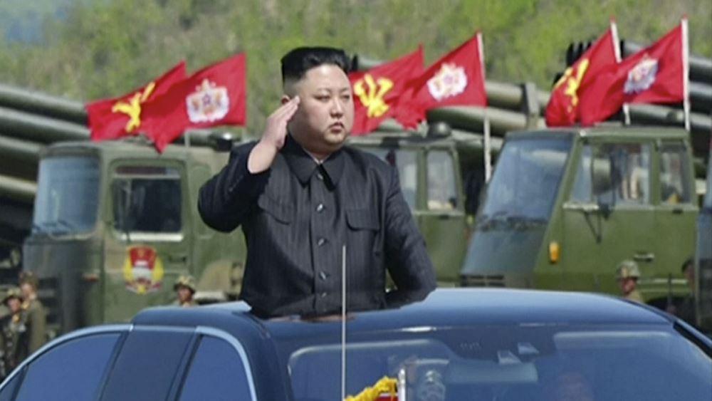 """""""Βιτριολική"""" απάντηση της Πιονγκιάνγκ στις δηλώσεις Μπόλτον για τις πυραυλικές δοκιμές"""