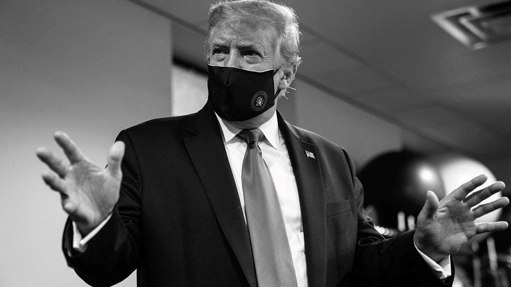 Το Facebook απέσυρε βίντεο του Τραμπ για την πανδημία