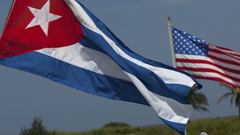 """Ο Τραμπ επαναφέρει την Κούβα στην λίστα των """"κρατών που υποστηρίζουν την τρομοκρατία"""""""