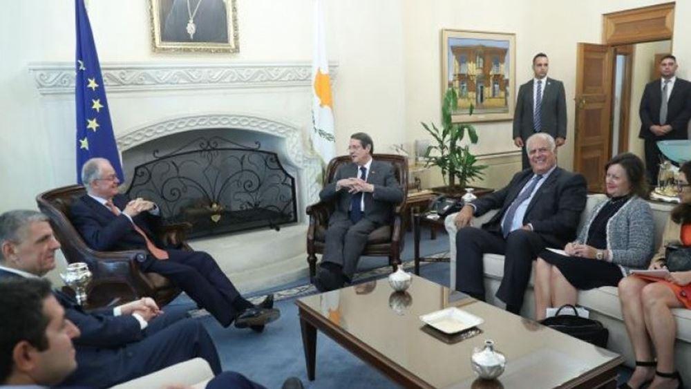 Κ. Τασούλας στην κυπριακή Βουλή: Δοκιμασίες, προκλήσεις και απειλές δεν μας κάμπτουν