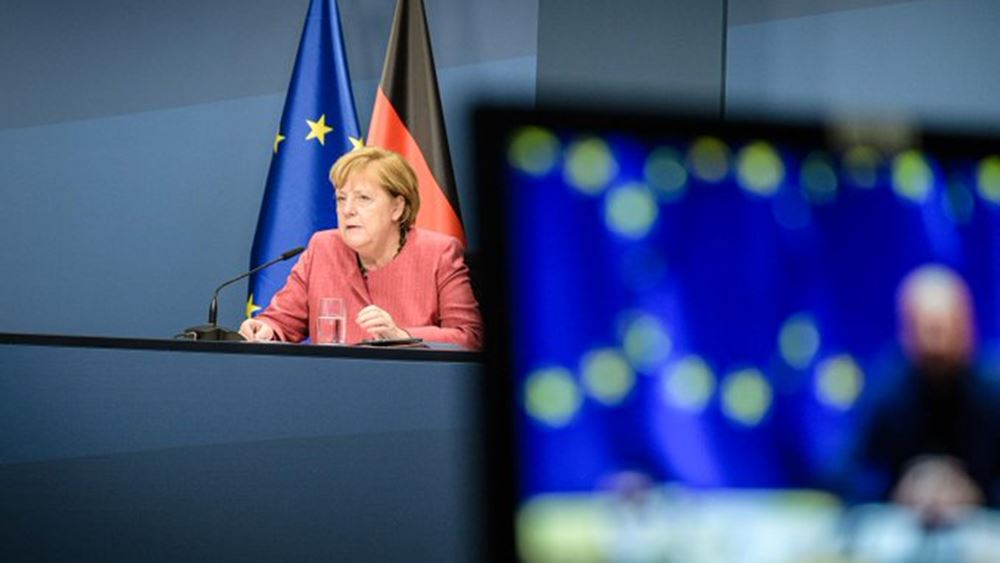 """Μέρκελ: Με τον Τζο Μπάντεν υπάρχουν """"πολύ ευρύτερα περιθώρια πολιτικής συμφωνίας"""""""