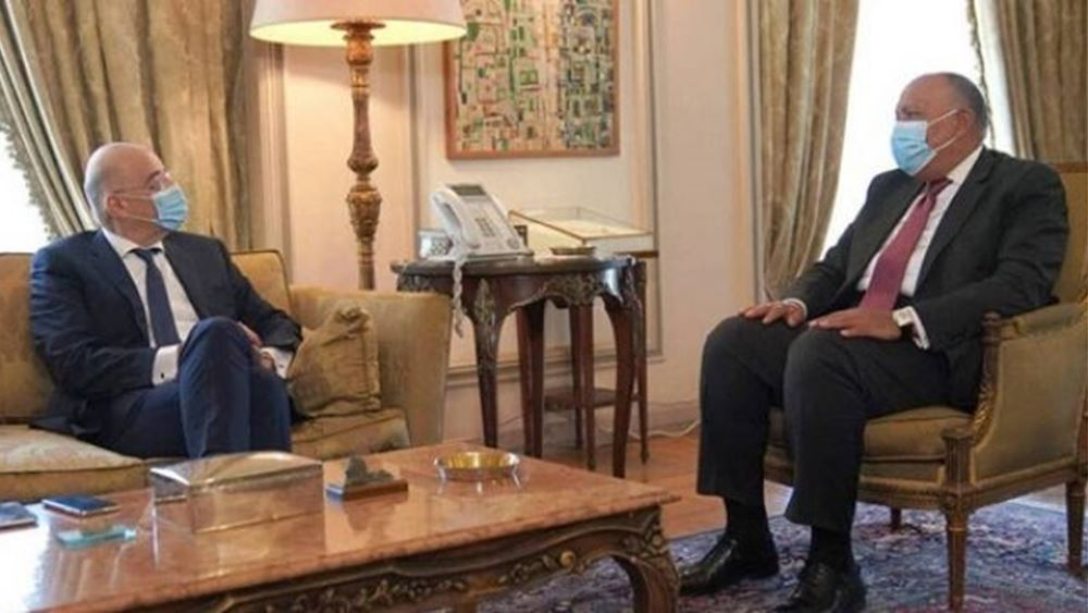 Αιγυπτιακό ΥΠΕΞ: Ισχυροί οι δεσμοί Καΐρου - Αθήνας