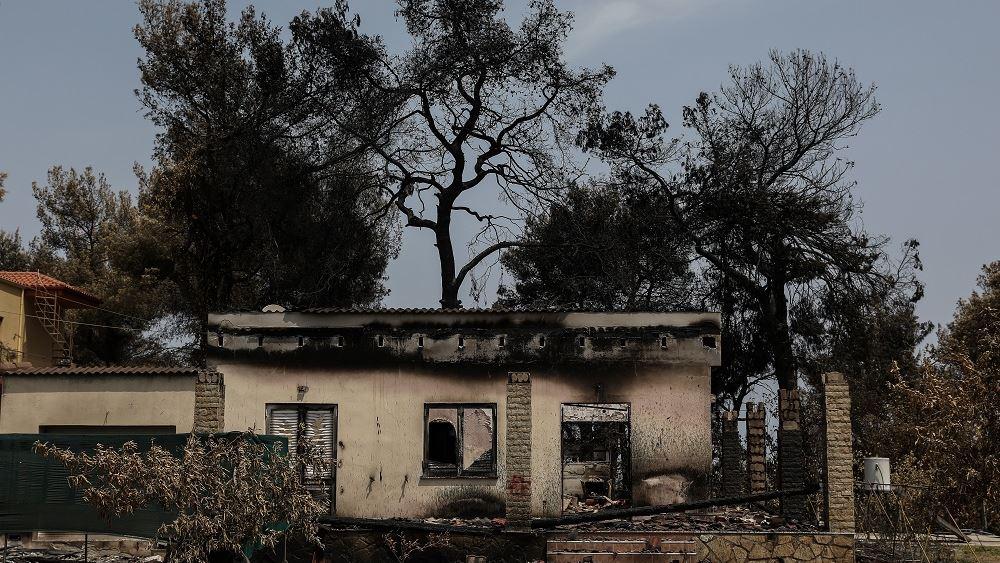 Τι δείχνουν οι αυτοψίες του υπουργείου Υποδομών στις πυρόπληκτες περιοχές