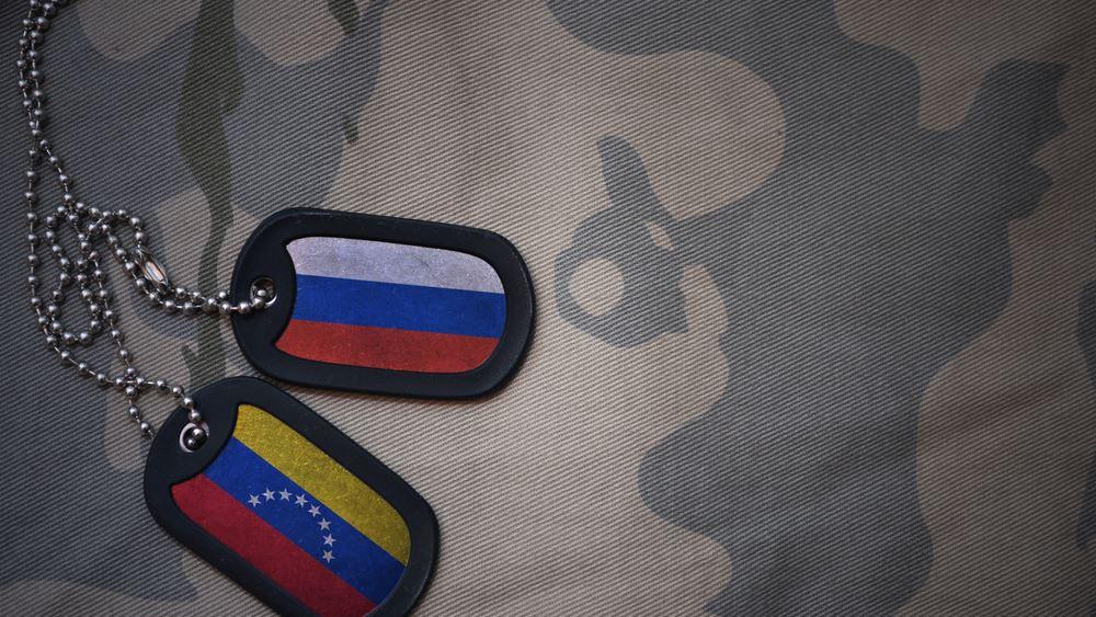 Δύο αεροσκάφη με Ρώσους στρατιωτικούς συμβούλους προσγειώθηκαν στη Βενεζουέλα