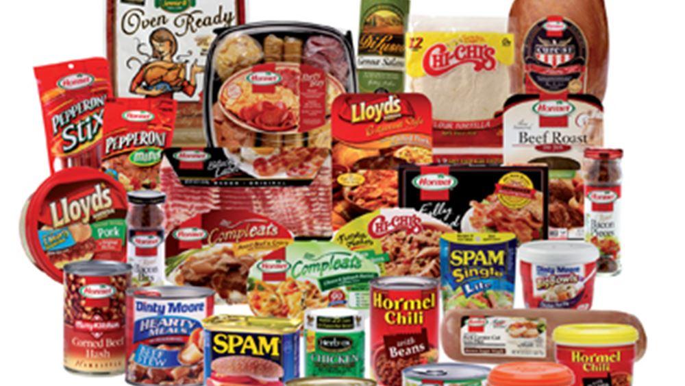 Hormel Foods: Καλύτερα των εκτιμήσεων τα κέρδη στο γ΄ τρίμηνο