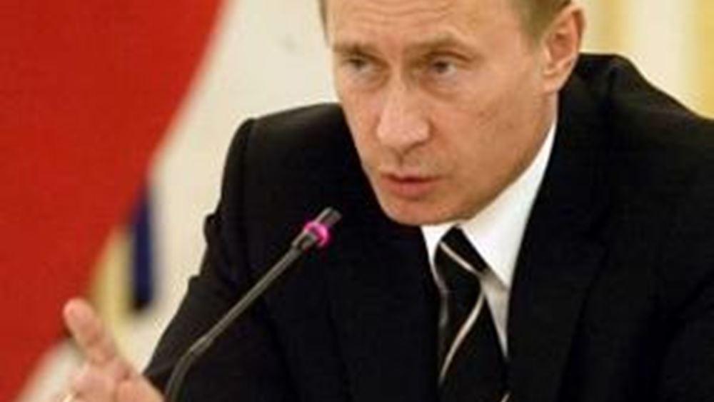 Τηλεφωνική συνομιλία Μακρόν-Πούτιν με θέμα την Συρία