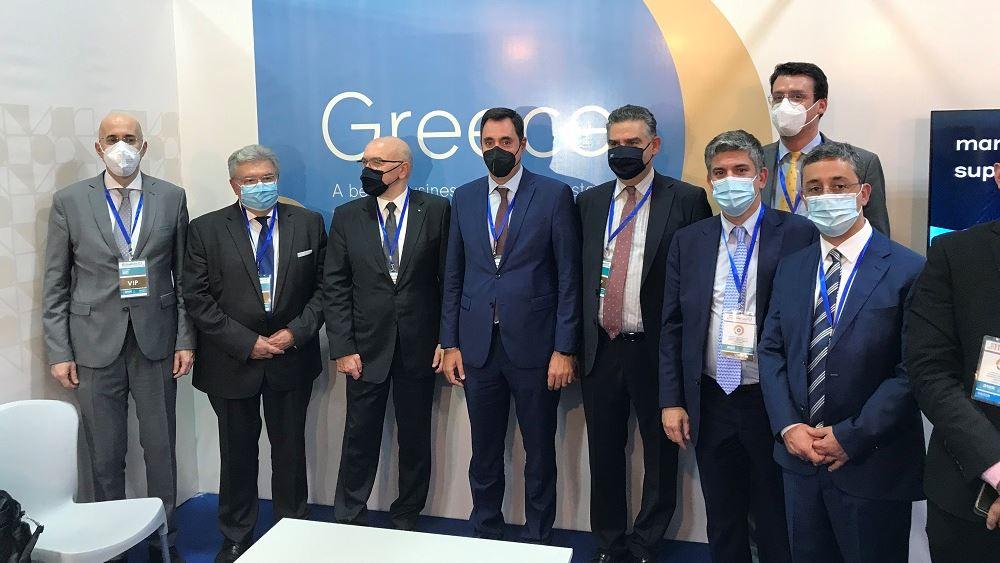 Enterprise Greece: Σημαντικές οι προοπτικές ελληνο-λυβικής συνεργασίας σε οικονομία και εμπόριο