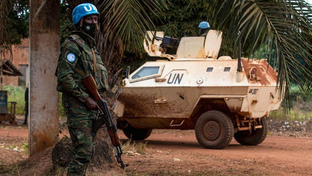 """Κεντροαφρικανική Δημοκρατία: Η εχθρότητα έναντι των κυανόκρανων έχει φθάσει σε """"απαράδεκτο επίπεδο"""""""