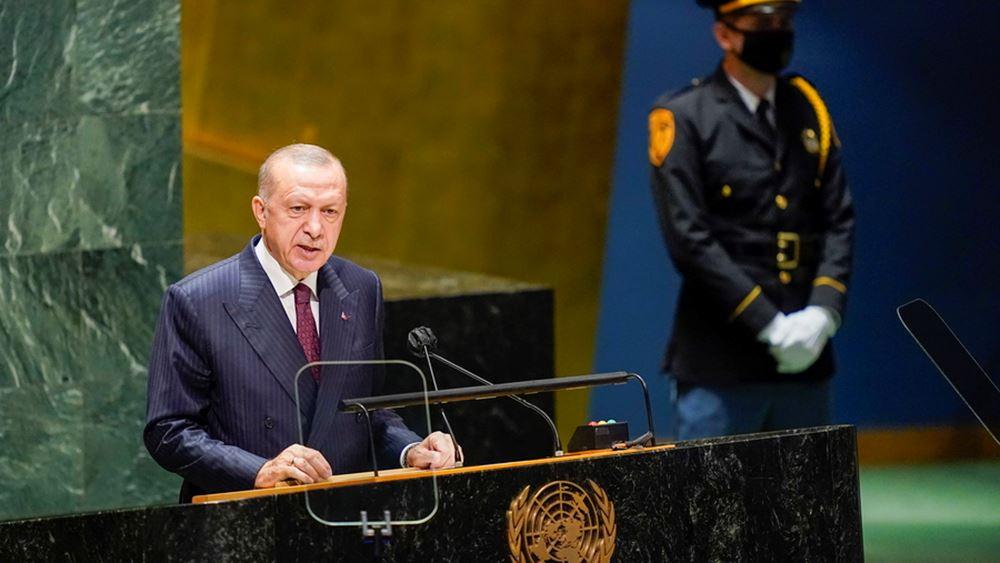 Ο Ερντογάν ανακοίνωσε ότι η Τουρκία θα επικυρώσει τη Συμφωνία του Παρισιού για το κλίμα
