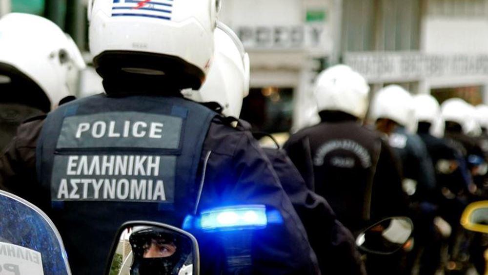 """Εκστρατεία της ΕΛΑΣ κατά συμμοριών και """"Ρουβίκωνα"""""""