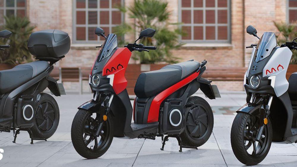 Η Autohellas Hertz εμπλουτίζει με eScooters τον ηλεκτροκίνητο στόλο της