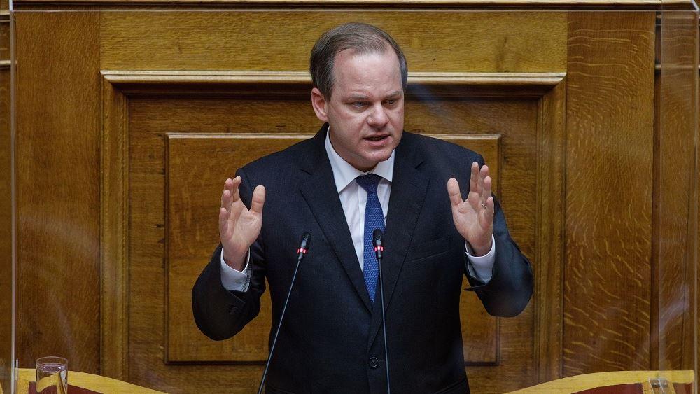 Κ. Αχ. Καραμανλής - Προϋπολογισμός 2021: Η Ελλάδα κόμβος υποδομών της ευρύτερης περιοχής