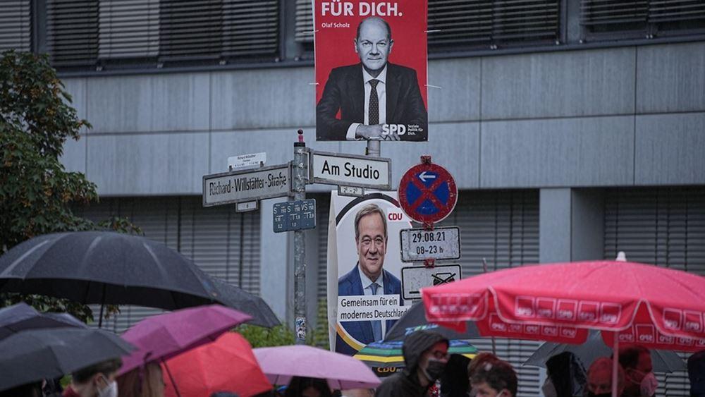 Γερμανία: Το 56% προτιμά τον Σολτς για καγκελάριο και μόνο το 11% τον  Λάσετ