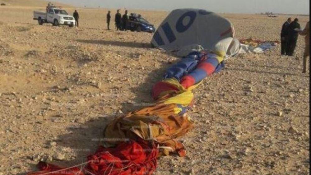 ΗΠΑ: Υπέκυψε κι ο πέμπτος από τους επιβαίνοντες στο αερόστατο που συνετρίβη στο Αλμπουκέρκι