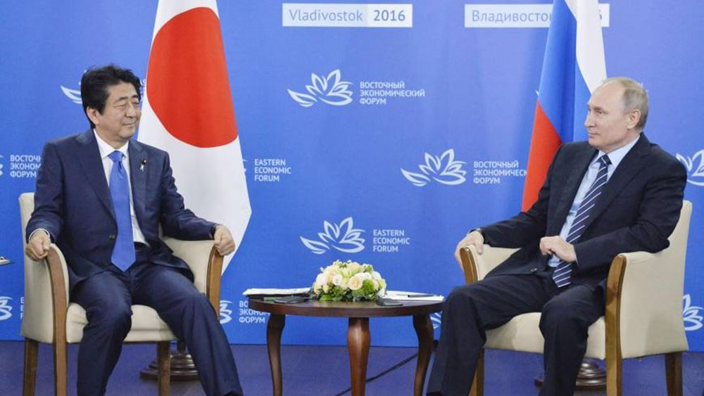 Η Ρωσία εγκαθιστά στρατεύματα στα αμφιλεγόμενα νησιά κοντά στην Ιαπωνία