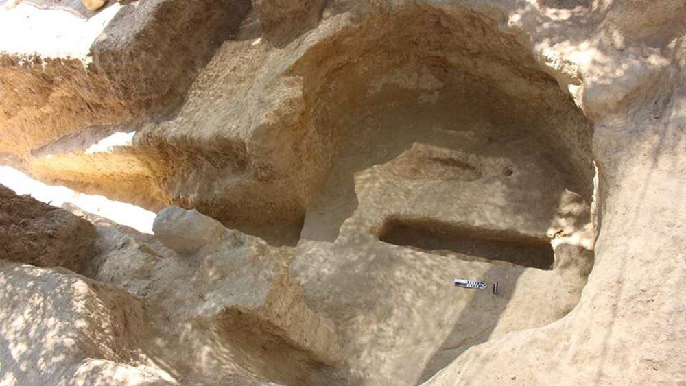 Δύο ασύλητοι, θολωτοί τάφοι ανακαλύφθηκαν σε μυκηναϊκό νεκροταφείο στη Νεμέα