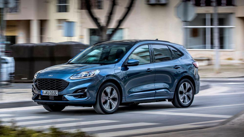 Η προηγμένη συνδεσιμότητα του νέου Ford Kuga