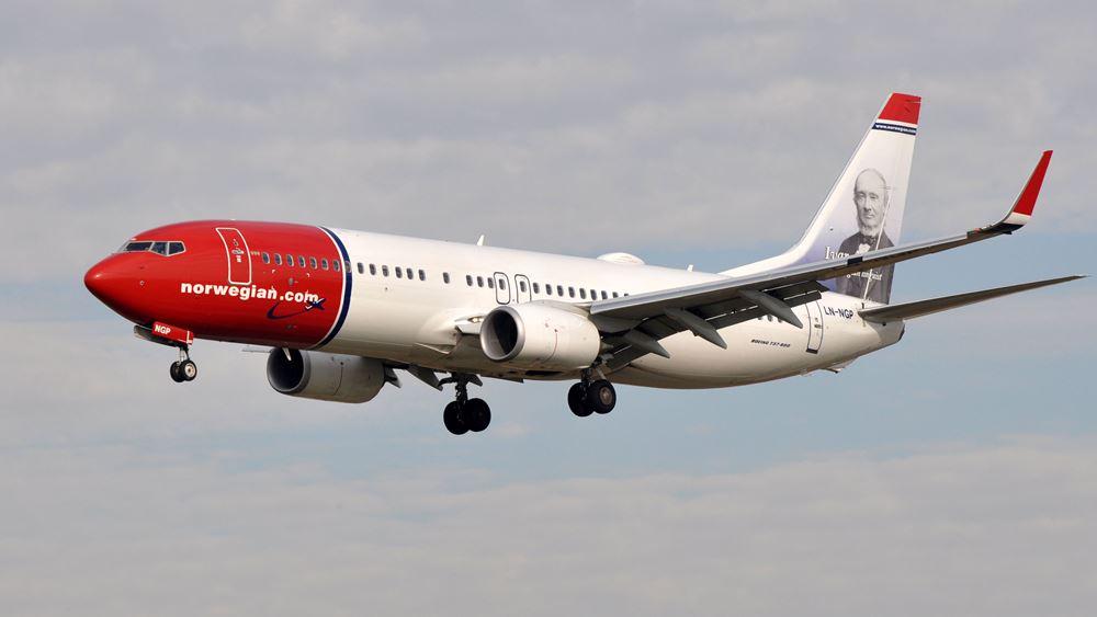 Μέχρι και 60% έφθασε να υποχωρεί η μετοχή της νορβηγικής αεροπορικής Air Shuttle