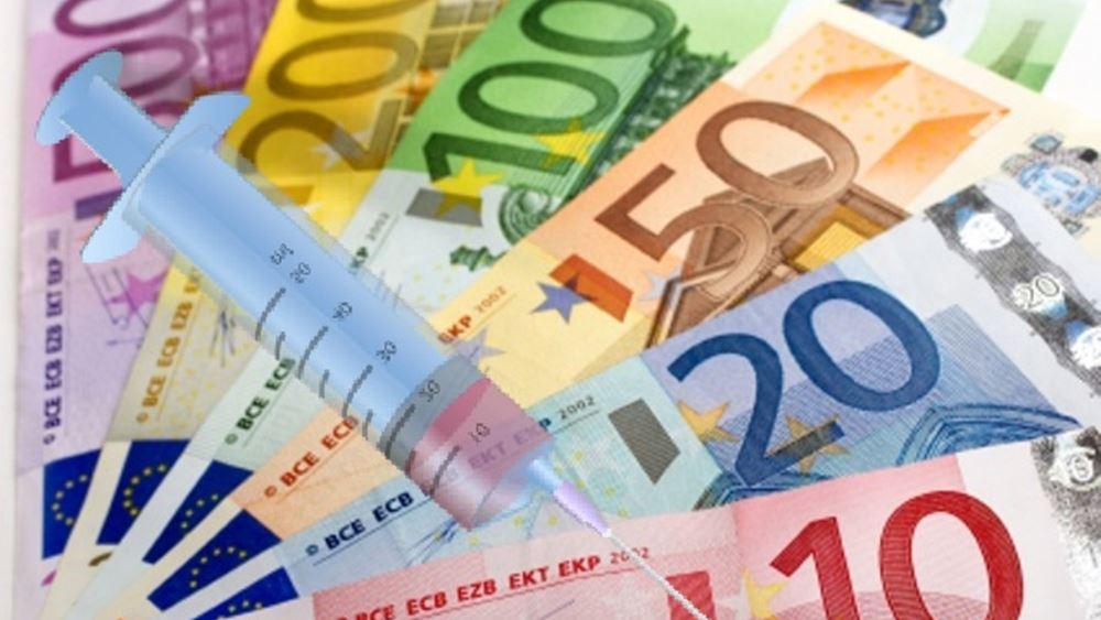 Τρύπα 4,15 δισ. ευρώ στα έσοδα οκταμήνου