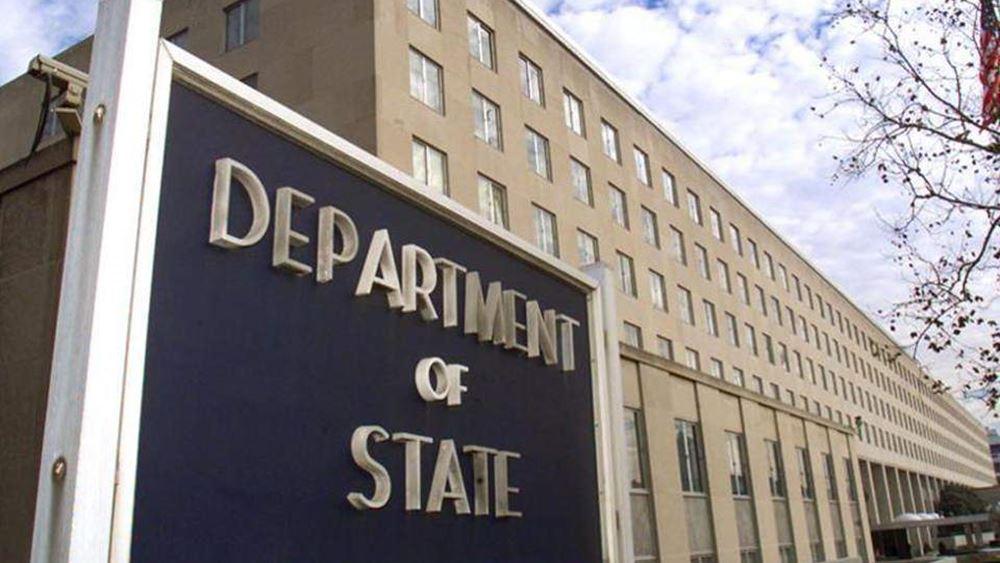 """ΗΠΑ: """"Προκλητικό"""" το μνημόνιο μεταξύ Τουρκίας-Λιβύης, αποδοκιμάζει και η Ρωσία"""