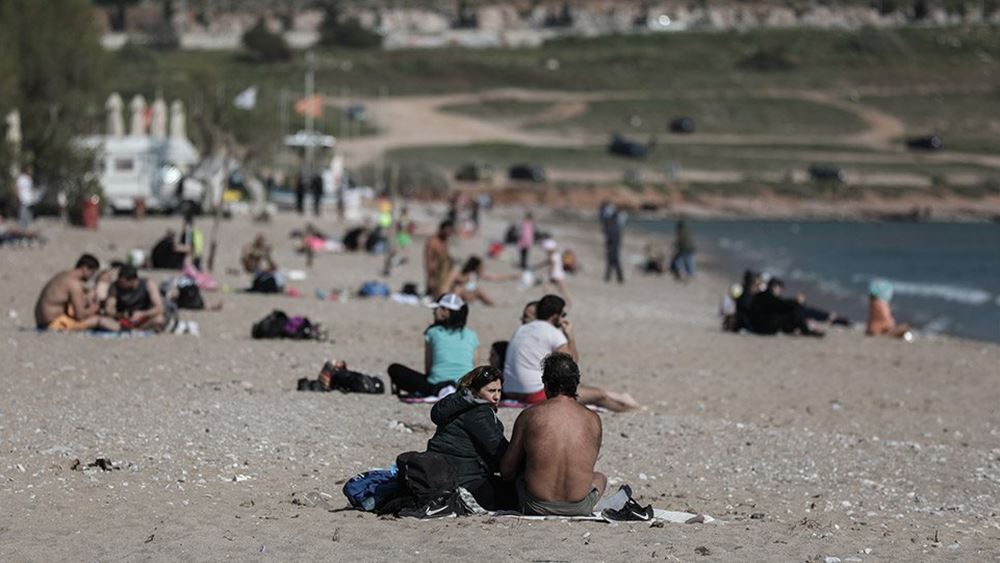 Measures at organised beaches will soon become more flexible, Georgiadis says
