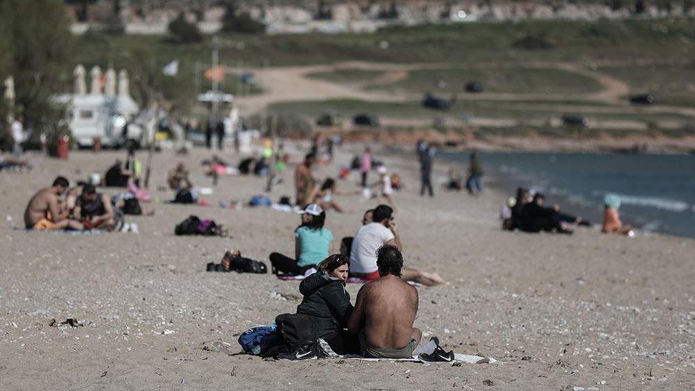 Ανοίγουν οι οργανωμένες παραλίες από το Σάββατο