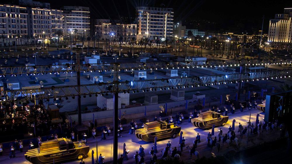 """Αίγυπτος: Με λαμπρή πομπή, οι μούμιες 22 φαραώ μεταφέρθηκαν στο νέο """"σπίτι"""" τους στο Κάιρο"""