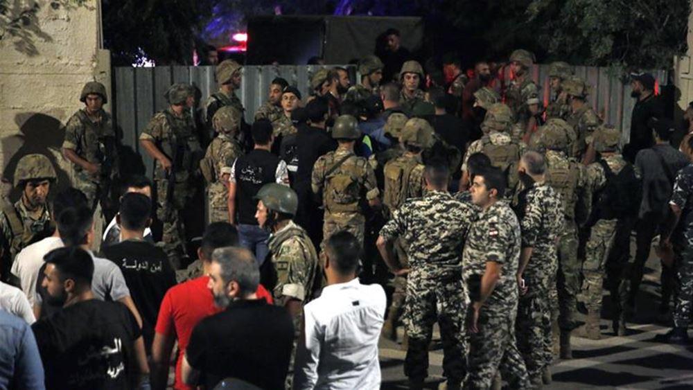 Λίβανος: Δύο ισραηλινά drones έπεσαν σε συνοικία της Βηρυτού